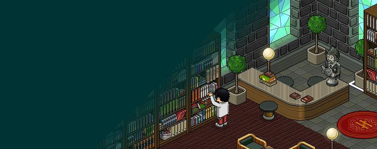 Klasik Kütüphane Oda Paketi Geri Döndü!